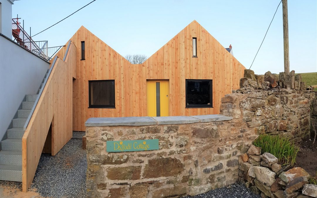 Daffodil Cottage gets its facelift!